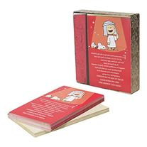 DaySpring Boxed Christmas Cards 18 Ct w Designed Envelopes