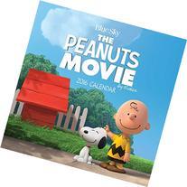 The Peanuts Movie 2016 Mini Wall Calendar