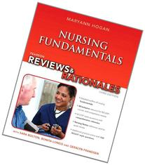 """Pearson Reviews & Rationales: Nursing Fundamentals with """""""