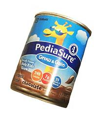 Pediasure Complete Balanced Nutrition Ready To Use  8-Fl-Oz