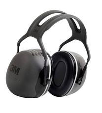 3M Peltor X-Series Over-the-Head Earmuffs, NRR 31 dB, One
