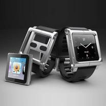 SQdeal® PEN + Silver Cool Aluminum Bracelet Watch Band