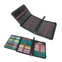 Damero 72 Colored Pencil Case, Gel pen Holder, Travel