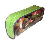 Ninja Turtles Pencil Case Accessory Pouch - Gadget Case