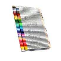 Colored Pencils,  72-color Soft Core Art Coloring Pencils,