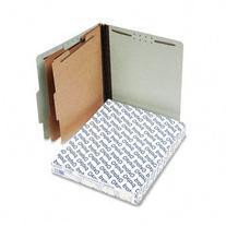 Pendaflex 17173 Pressboard Classification Folders, Letter