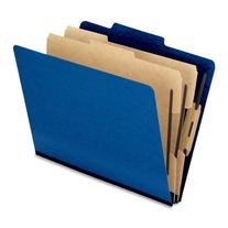 Pendaflex Colour Pressguard Classification Folders, Letter