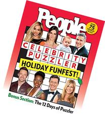 People Celebrity Puzzler Holiday Funfest