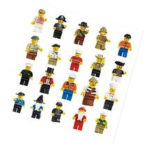 Generic Men People Minifigures Toy