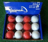 Pepermint Blend - Assorted Color NCAA NFHS Lacrosse Balls