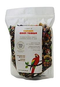 Dr. Harvey's Perfect Blend Natural Food for Large Parrots, 5