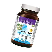 New Chapter Perfect Calm Multivitamin, 144 Tablets