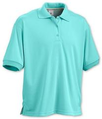 Columbia Perfect Cast Omni-Shade Polo Shirt for Men - Gulf