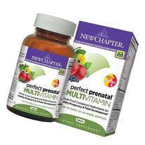 New Chapter Perfect Prenatal Multi Vitamin, Tablets 192 ea