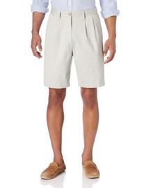 Dockers Men's Perfect Short D3 Classic Fit Pleated Short,