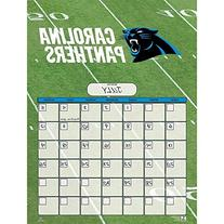 Turner Perfect Timing Carolina Panthers Jumbo Dry Erase