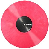 Serato Performance Series Control Vinyl, Pink, 2-Pack