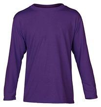 Gildan PerformanceTM Youth 4.5 oz. Long-Sleeve T-Shirt,