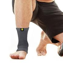 Bracoo PerformBoost Ankle Sleeve,Dynamic Compression Support