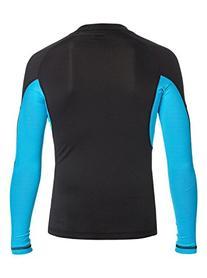 Quiksilver Men's Performer Long Sleeve Surf Tee Rashguard,
