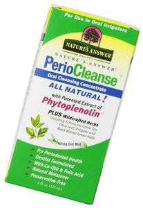 NATURE'S ANSWER PERIOCLEANSE ORAL 4 OZ 1-EA