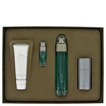 360 Green by Perry Ellis for Men - 4 Pc Gift Set 3.4oz EDT