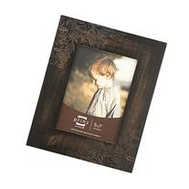 Prinz Perry Vine Wood Photo Frame, 5 by 7-Inch, Espresso