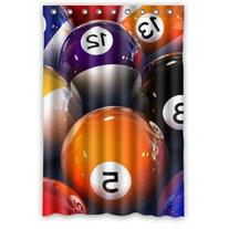 Personalized Bathroom Decoration,Photo Of Smooth Billiards