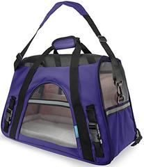 Paws & Pals Airline Approved Pet Carrier - Soft-Sided