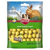 Kaytee Banana Flvor Yogurt Dipped Treat for Rabbit, Guinea