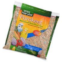 8In1 Pet Products: Super Premium Wild Harvest Parakeet Food