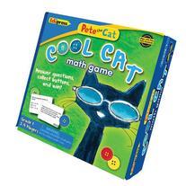 Pete the Cat Cool Cat Math Game, Grade 1