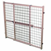 MyPet Extra Wide Wire Mesh Pet Gate