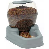 "Bergan Petite Gourmet Pet Feeder Small Blue 13"" x 11.5"" x 11"