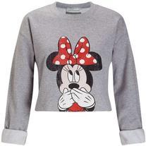 Miss Selfridge PETITE Minnie Mouse Sweatshirt