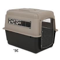 "Petmate Ultra Vari Kennel 36"" x 25"" x 27"", case of 2"