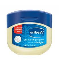 Vaseline Petroleum Jelly, Original 13 oz, Pack of 3