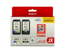 Canon PG-245XL/CL-246XL/GP-502 Ink Combo Pack