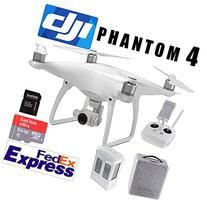 DJI Phantom 4 QuadCopter Pro GPS Phantom4 w/ 4K HD Camera &