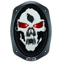 BOSS AUDIO SK693 Phantom Skull 6 x 9 3-way 600-watt Full
