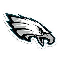 Philadelphia Eagles Logo on the GoGo