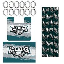 Philadelphia Eagles 15 Piece Bath Set