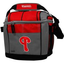 MLB Philadelphia Phillies 24 Can Soft Sided Cooler