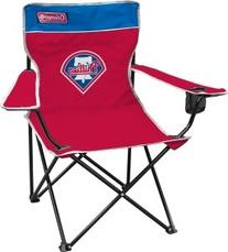 MLB Philadelphia Phillies Broadband Quad Chair