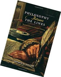 Philosophy Between the Lines: The Lost History of Esoteric