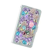 KAKA Fashion Phone Cover 3D Handmade Irregularity Bling