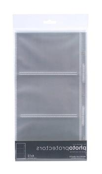 """American Crafts Page Protectors side-Loading - 6""""x12"""" for"""