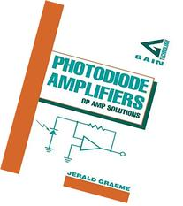 Photodiode Amplifiers: OP AMP Solutions