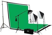 ePhoto Professional Photography Video Chromakey 10x12 Ft