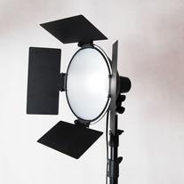 LimoStudio Photo Studio Barndoor Light 400W Continuous